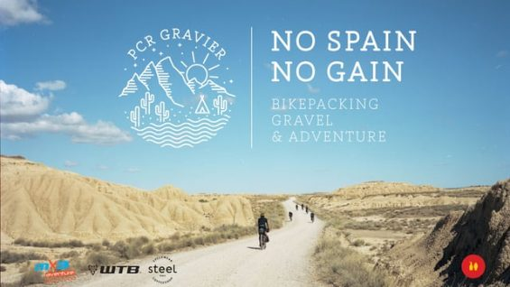 """No Spain – No Gain"" – PCR GRAVIER Bikepacking Adventure"