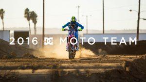 DC SHOES: 2016 DC MOTO TEAM