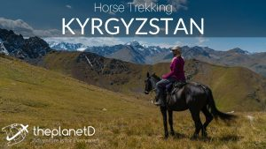 Horse Riding Adventure – Kyrgyzstan in 4K and DJI Drone